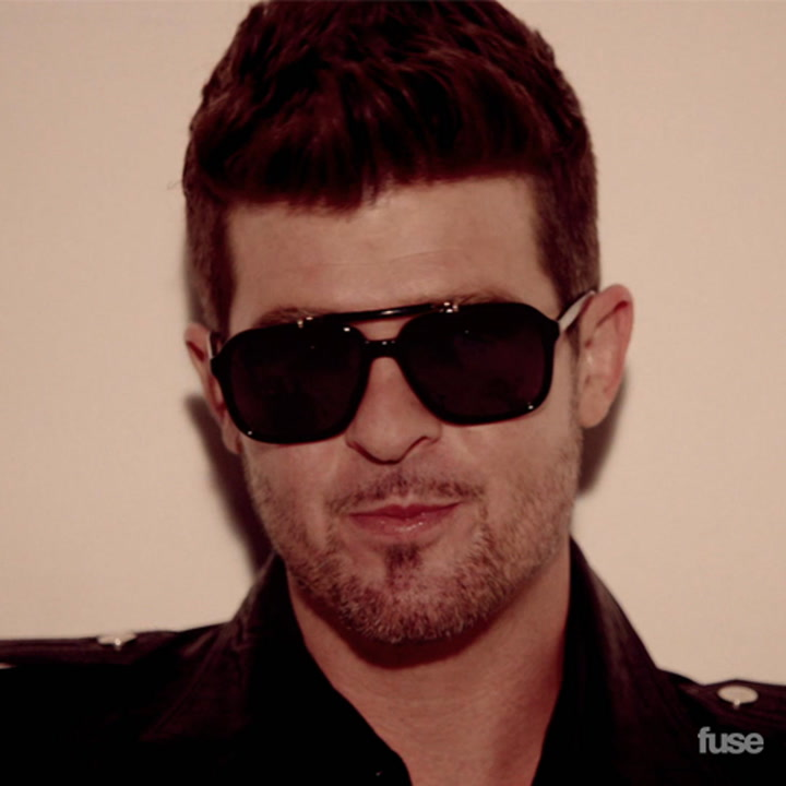 Robin Thicke or Justin Timberlake? Fuse Asks New Yorkers Who's Best