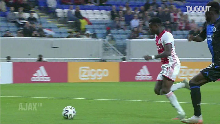 Quincy Promes nets vs Club Brugge