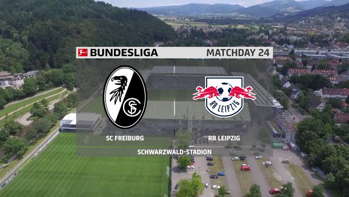 Leipzig faz três no Freiburg e chega à sexta vitória consecutiva
