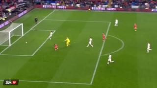 ¡Tomen nota! Golazo de Bale con desmarque y control exquisito
