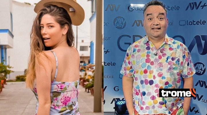 """Carolain Cawen confirma que estará en el nuevo programa de Jorge Benavides en ATV: """"Era un secreto"""""""