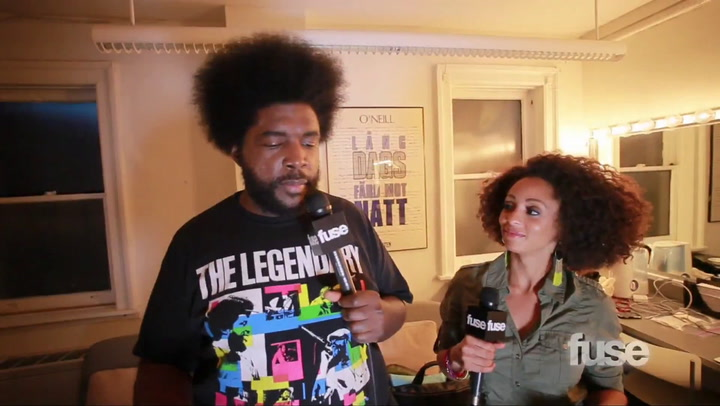 Shows:The Bridge On Fuse: Does Questlove Know Everything About Music?