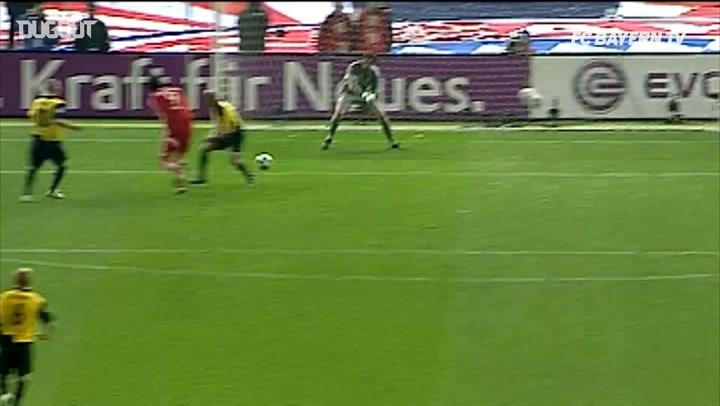 Bayern's Most Important Goals Vs Dortmund - Dugout