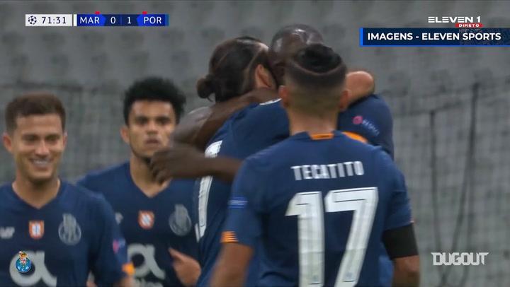 Maç Özeti: Marsilya 0-2 FC Porto