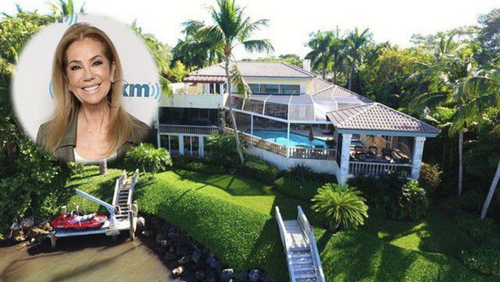 Sun Sets on Kathie Lee Gifford's Days in Key Largo Mansion