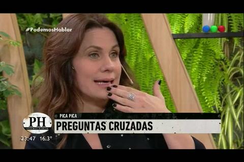 Nancy Dupláa: Cristina es la única que nos puede sacar de todo esto