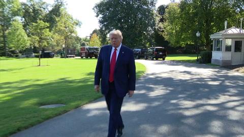Trump dice que nominará a remplazante para la Corte Suprema de EEUU a final de semana