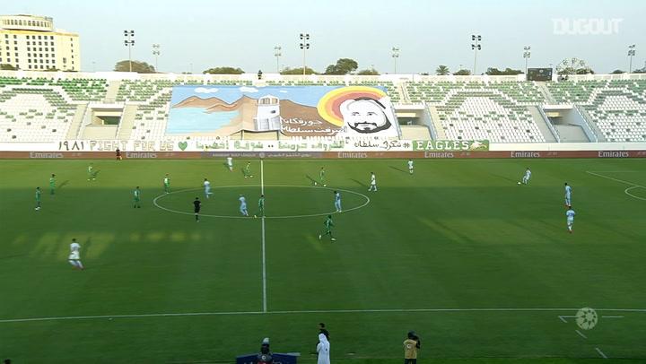 Arabian Gulf League: Khor Fakkan 2-1 Baniyas SC