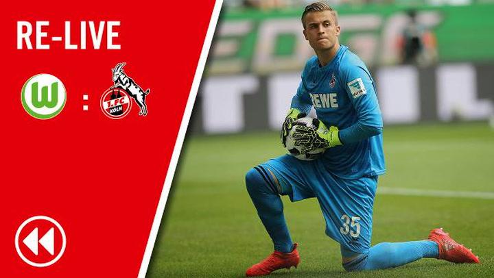 VfL Wolfsburg - 1. FC Köln 1. - 45. (2016-2017)