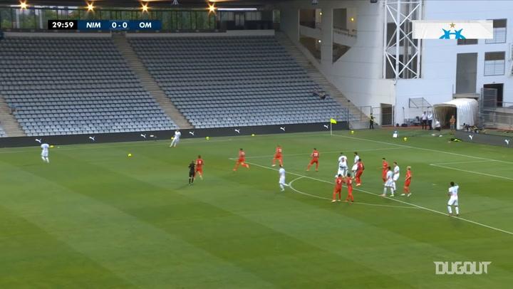 Olympique de Marseille beat Nîmes in pre-season friendly