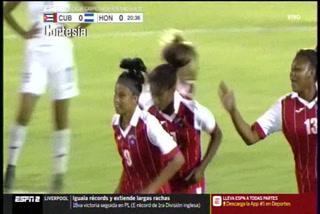 Honduras recibe nueva goleada y se despide del Premundial Sub-20 Femenino de Concacaf