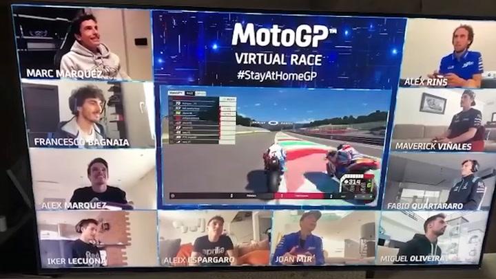 Àlex Márquez se lleva su primera 'victoria' en MotoGP
