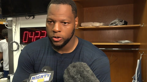Ndamukong Suh On Win Over the Chargers