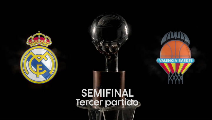 Resumen del Real Madrid - Valencia Basket (80-77), Playoff Liga Endesa
