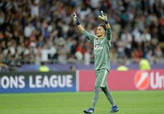 El nuevo salario que pagará el Real Madrid a Keylor Navas para evitar su salida