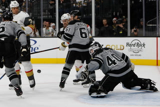 Golden Knights Discuss Overtime Loss to Kings