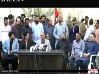 سندھ حکومت آئی جی پولیس کلیم امام کی تقریر پر شدید ناراض