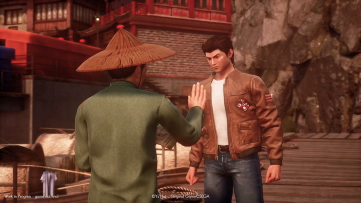 Shenmue 3 gameplay trailer - PC Gaming Show 2019