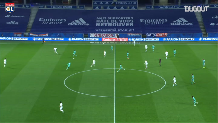 Lucas Paqueta's goal vs Angers