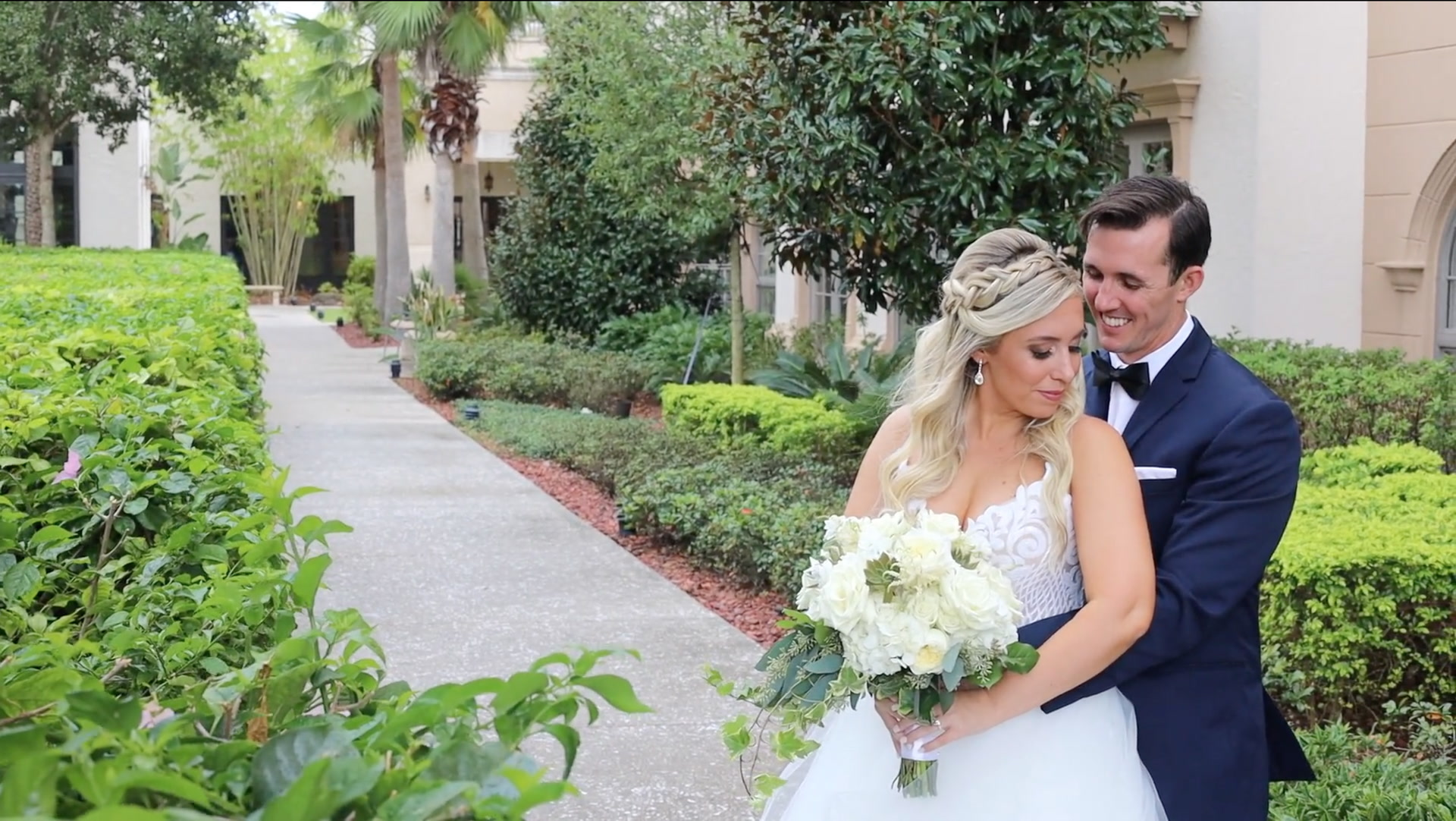 Stephanie + Chris | Winter Park, Florida | Alfond Inn