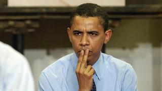 Barack Obama's disdain for the Second Amendment