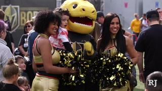 Vegas Golden Knights host fan fest
