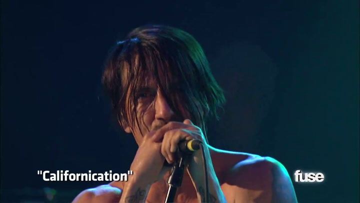 Shows: Fuse Presents: Red Hot Chilli Peppers: Red Hot Chili Peppers Live From The Roxy Theatre