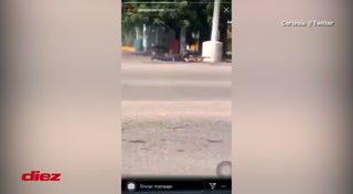 El video del portero Gaspar Servio de Dorados burlándose del tiroteo en Culiacán