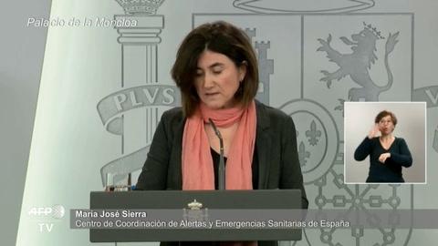 Balance de muertes por coronavirus en España aumenta por segundo día consecutivo