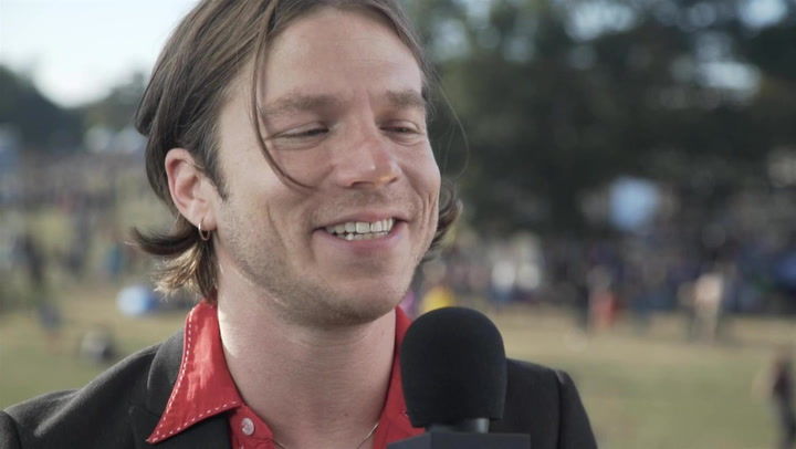 Cage The Elephant Talks New Album Plans At Voodoo