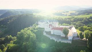 Michael + Bronislava | Slovakia, Slovakia | Castle