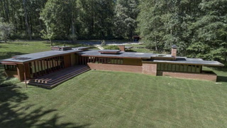 Take a Look at This Rare Frank Lloyd Wright Home in New Jersey