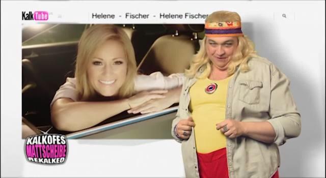 Helene Fischer - VW - Vollgetankt durch die Nacht