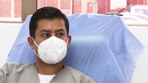 Pacientes recuperados de covid-19 donan plasma en Colombia