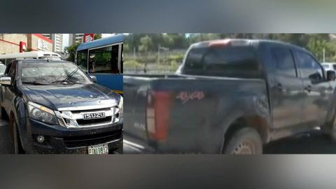 Tegucigalpa: Un herido deja frustrado asalto en el bulevar Suyapa