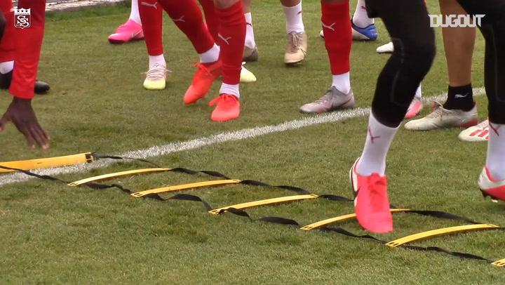 Sivasspor, Villarreal Maçının Hazırlıklarını Sürdürüyor!