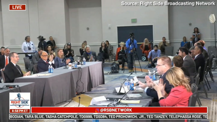AZ State Rep. Pledges at Election Integrity Hearing: