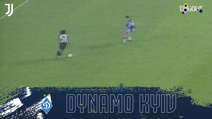 Juventus' best goals against Dynamo Kiev