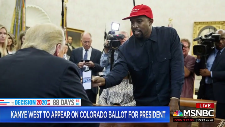 Clyburn: No Question Trump Campaign Helping Kanye West to Take Biden Votes