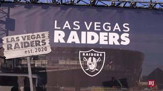 Las Vegas Raiders official name change – Video