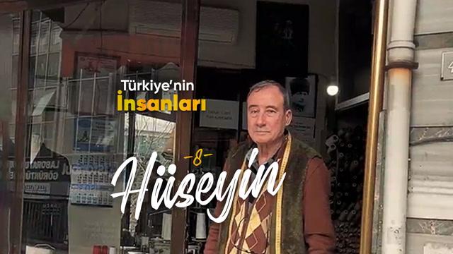Türkiye'nin İnsanları - Terzi Hüseyin