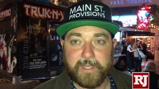 Justin Kingsley Hall shares details on his next gig