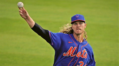 After Noah Syndergaard's rehab stint, what does the future hold for the pitcher?