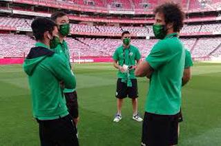 Tondela saca empate de visita al Benfica en el regreso del fútbol Portugal, Rubio entró de cambio