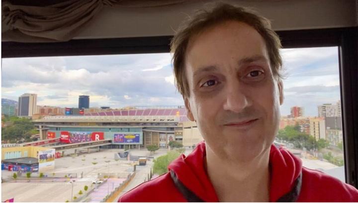 Barça Studios ficha a Albert Espinosa para una serie sobre La Masia