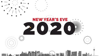 NYE 2020 Security on the strip  with Aaron Drawhorn / Bellagio fountains