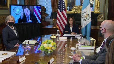 Vicepresidenta de EEUU fija para el 7 y 8 de junio viaje a México y Guatemala