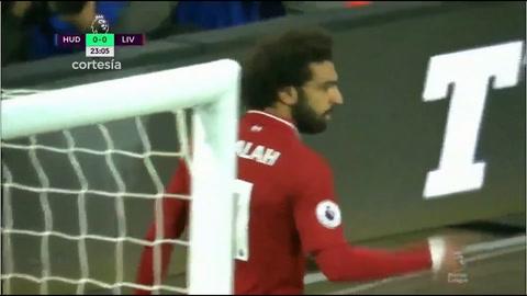 Huddersfield Town 0-1 Liverpoo