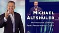 Michael Altshuler - Speaker