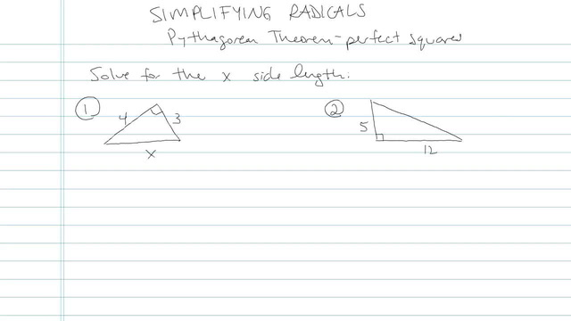 Simplifying Radical Expressions - Problem 7